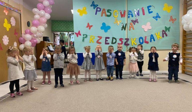 Pasowanie na przedszkolaka 2021